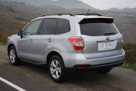subaru forester touring 2016 review 2014 subaru forester 2 5i touring car reviews and news