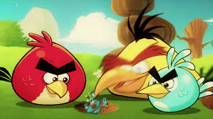 angry birds u0026 the mighty eagle youtube