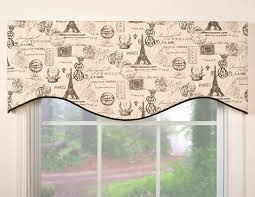 Drapery Valances Styles Accessories Different Styles Of Valances Different Styles Of Toe