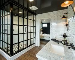 Exellent Bathroom Ideas Industrial More Image M Inside Design - Industrial bathroom design