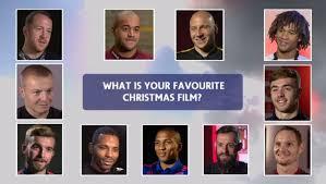premier league footballers pick their favourite christmas movie