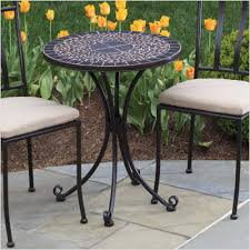 Garden Bistro Table Fabulous Garden Bistro Table With Attractive Small Outdoor Bistro