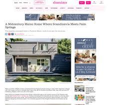 portland midcentury home for domino magazine u2014 erin little