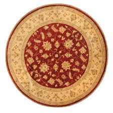Red Round Rugs by Herat Oriental Direct Importer Of Rugs Dc Va Md