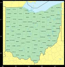 Ohio State Map With Cities by Map Of Ohio A Source For All Kinds Of Maps Of Ohio