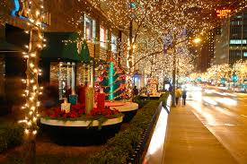 magnificent mile lights festival 2017 shopping along the magnificent mile beyond blog northern