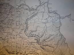 Map Of Kentucky Counties 1839 Northeast Kentucky