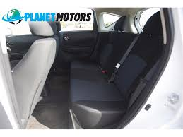 nissan versa note back seat 2016 nissan versa note sr for sale in west palm beach fl stock
