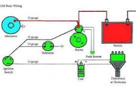 alternator wiring diagram chevy 454 4k wallpapers