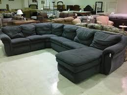 Black Sectional Sleeper Sofa Decorating Comfortable Sectional Sleeper Sofa In Solid Black For
