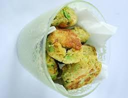 cuisiner les petit pois falafels de pois chiches et de petits pois clea cuisine