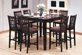 Dining Table Chairs Sale 8 Seat Pub Table Pc Pub Style Dining Set Table 8 Chairs Sale