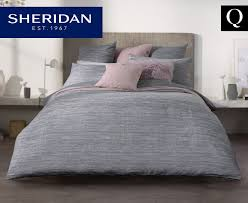 scoopon shopping sheridan interwoven queen bed tailored quilt
