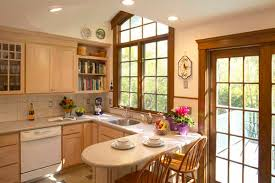 Ideas For Kitchen Decorating Decorating A Small Apartment Kitchen Interesting Wonderful Home