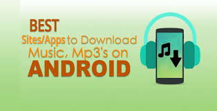 mp3 android 25 downloader apps free