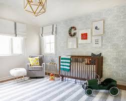 deco chambre bebe garcon gris design interieur decoration chambre bebe papier peint gris