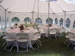 tent and chair rentals a spectacular event party rental tent rental