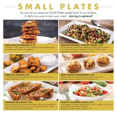 small plates toojays