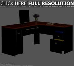 Office Depot L Shaped Desk With Hutch by Furniture Inspiring Corner Shaped Desks Office Depot Officemax