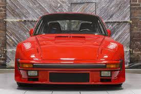 orange porsche 911 turbo 1986 porsche 911 turbo dp 935 ii