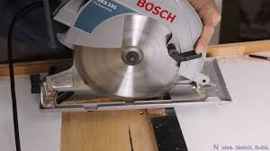 use circular saw as table saw homemade table saw 4 removable insert and fine tuning idea