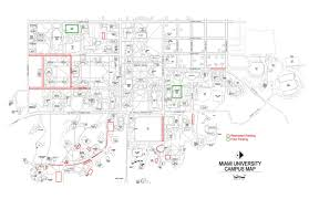 Ohio University Campus Map by Faculty And Staff Parking Restrictions During Move In Day Aug 20