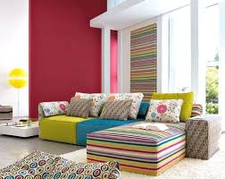 colorful living room ideas for small spaces best home painting small