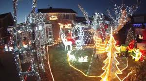 caister couple u0027s dazzling display in aid of charity bbc news