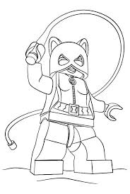 cat coloring pages warrior tags cat coloring pages lego batman