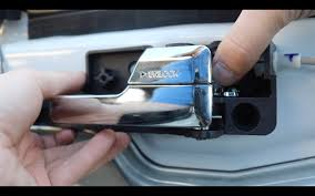 Ford Fusion Interior Door Handle Replacement How To Replace Ford Fusion Door Handle Easy