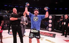Light Heavyweight Champion Bellator Mma U0027s Light Heavyweight World Champion Ryan U201cdarth U201d Bader