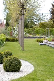 Steingarten Mit Granit Pinterest U0027teki 25 U0027den Fazla En Iyi Splitt Fikri Sichtschutz Weiß