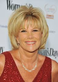 joan london haircut joan lunden photos photos woman s day 8th annual red dress