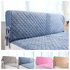 headboard covers bed headboard cover regarding qoo10 all size dust simple prepare 5