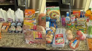 safeway grocery haul 12 18 15