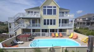 belle of the south 644 oceanfront home in corolla nc outer