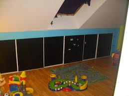 Meuble Pour Sous Pente Peinture Chambre Sous Pente 3 Chambre Mixte Photo 314 Espace