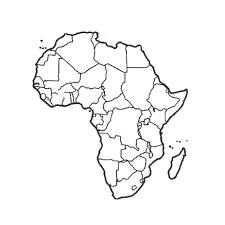 africa map drawing trademarks patents design applications south