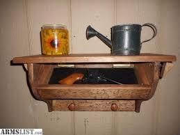 Nightstand With Hidden Compartment Armslist For Sale Handcrafted Gun Shelf Hidden Compartment