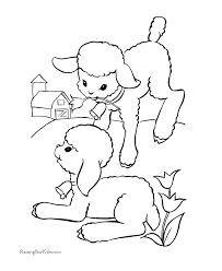 printable easter coloring pages kids coloring