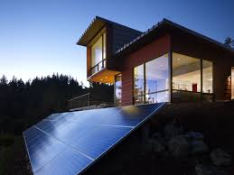 Solar Panel House Plans Three Bedroom Plan - Solar powered home designs