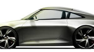 porsche 911 concept cars future porsche 911 design studies update 5 projects added