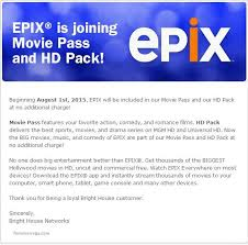bright house adds epix to movie pass and hd pack no charge