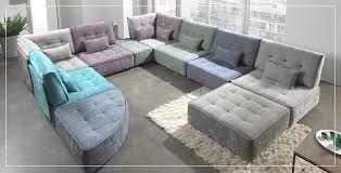 se débarrasser d un canapé canapé d angle modulable sofamobili