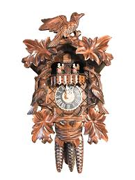 How To Wind A Cuckoo Clock Carved 3 Bird Nest With Music 1 Day Cuckoo Clock 1 Day Cuckoo