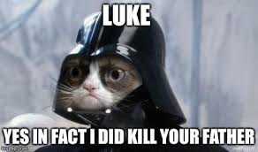 Grumpy Cat Yes Meme - grumpy cat star wars meme imgflip