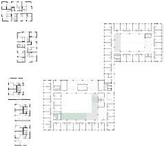 Nursing Home Layout Design Elderly Care Campus Areal Architecten Archdaily