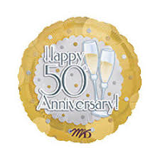 fiftieth anniversary 50th wedding anniversary gifts gifts ie