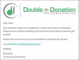 matching gifts the definitive guide for nonprofits donorsearch
