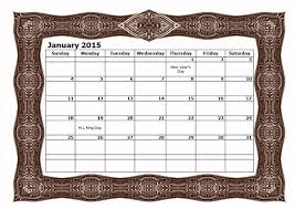 monthly calendar template 2015 word 28 images 2015 monthly